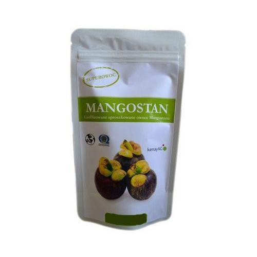 Mangostan sproszkowane liofilizowane owoce mangostanu 200g z kategorii Zdrowa żywność