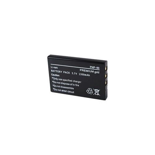 Premium gold Akumulator cga-s301 vw-vba10 / np-60f 1300mah (panasonic), kategoria: akumulatory dedykowane