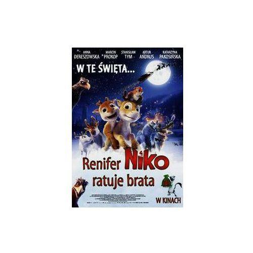 Renifer Niko ratuje brata - 35% rabatu na drugą książkę! (9788377699553)