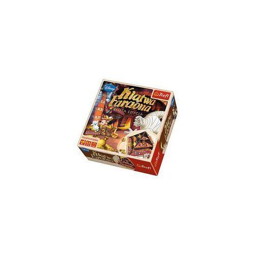 Trefl Gra  01277 klątwa faraona złota edycja