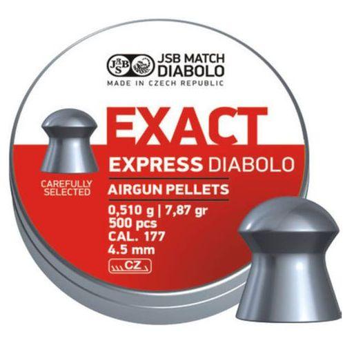 Jsb Śrut  diabolo exact express 4.52mm 500szt (546257-500)