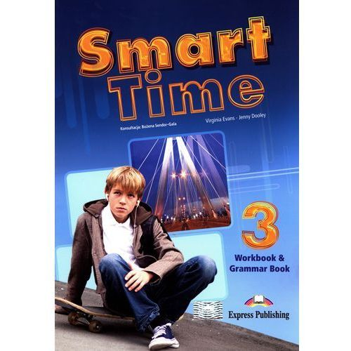 Smart Time 3 Workbook & Grammar Book, Virginia Evans, Jenny Dooley