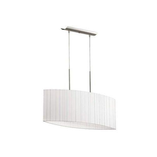 Lampa wisząca tytanik kolorowe paski w-2, 66770 marki Ramko