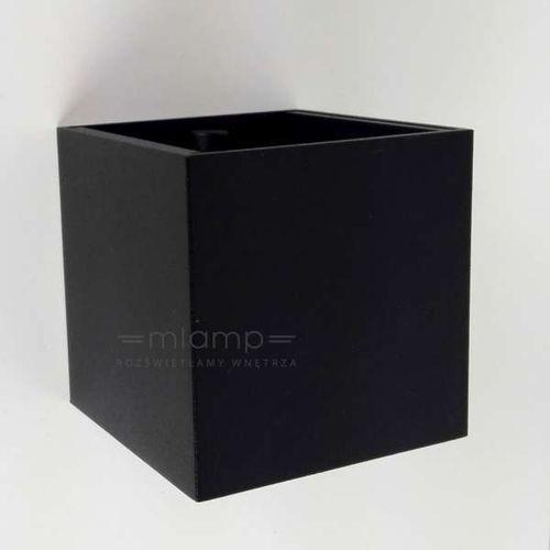 Chors Sufitowa lampa minimalistyczna cubic led102 s 1.041401.kolor kwadratowa oprawa metalowa downlight kostka led 8,6w