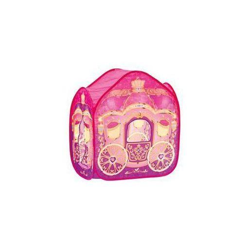 Namiot dla dzieci Bino - Kareta księżniczki