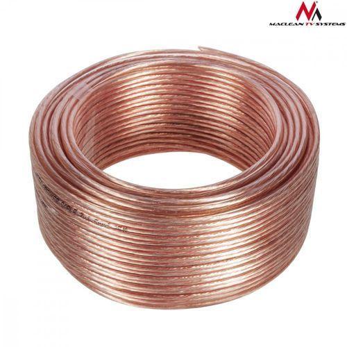 Maclean kabel głośnikowy 25m mctv-510 2x1.5mm2