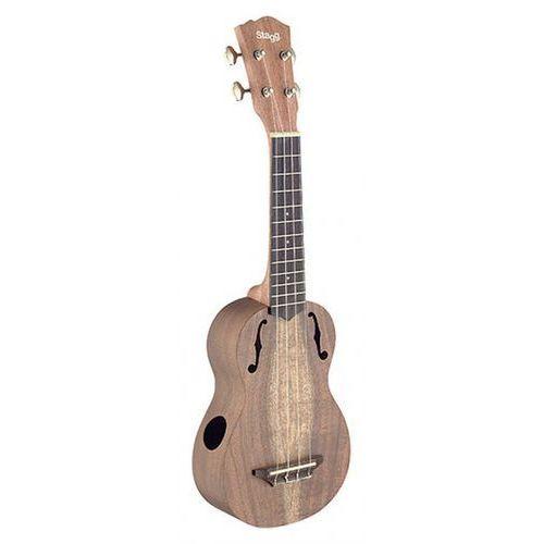 usx aca s - ukulele sopranowe marki Stagg
