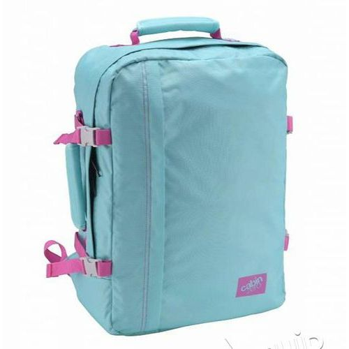 Plecak torba podręczna CabinZero + pokrowiec organizer gratis - lipe blue