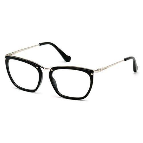 Okulary korekcyjne ba5047 001 marki Balenciaga