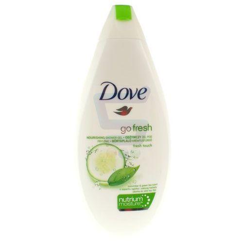 Dove  go fresh touch cucumber & green tea żel pod prysznic 500ml - unilever