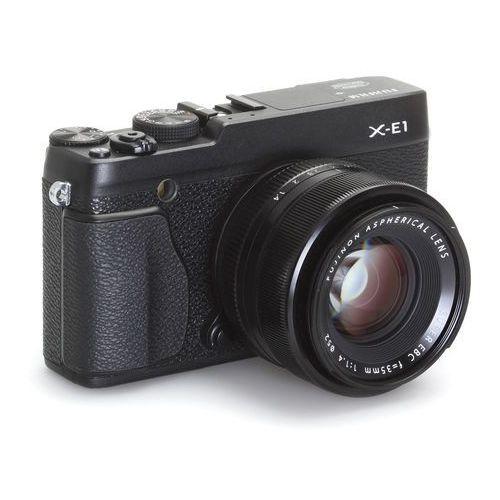 FujiFilm FinePix XE1, aparat kompaktowy
