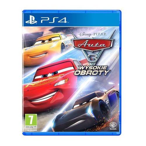 Auta 3 Wysokie obroty (PS4)