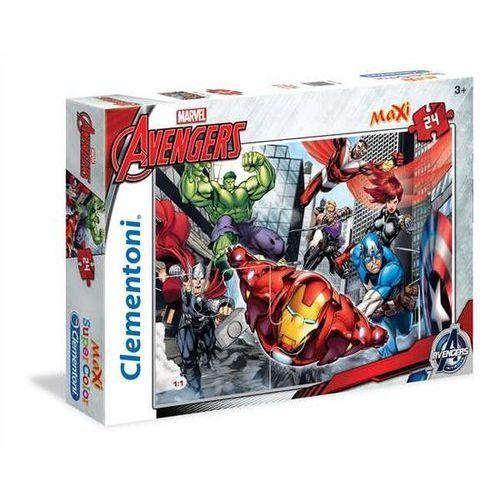 Puzzle 24 Maxi Avengers
