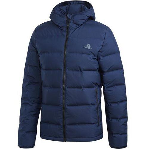 Adidas Kurtka helionic hooded down jacket cz2311