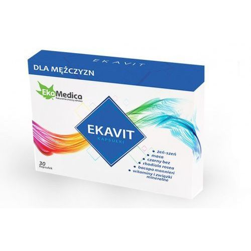 Ekavit dla mężczyzn (EkaMedica)