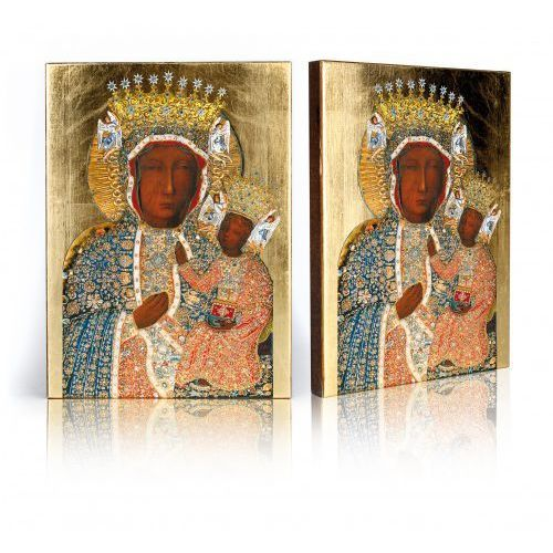 Ikona religijna Matka Boża w koronie klementyńskiej, 3118