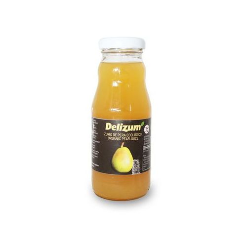 Sok Gruszkowy BIO 200 ml - Delizum (8436029241384)