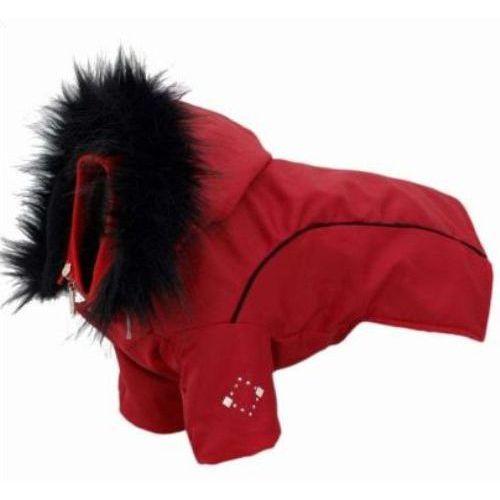kurtka u09 czerwona ocieplana różne rozmiary marki Grande finale