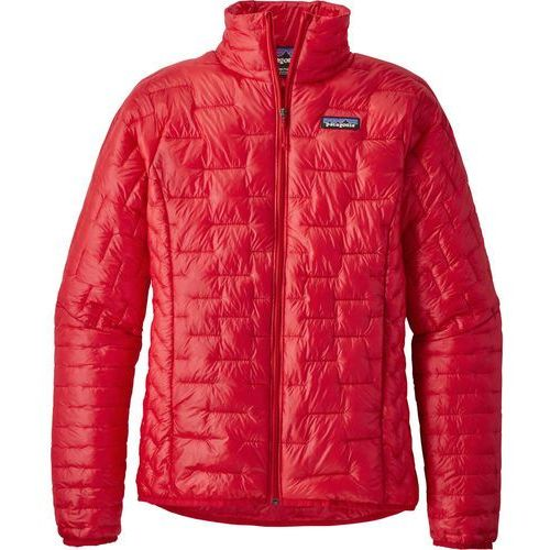 micro puff kurtka kobiety czerwony s 2018 kurtki zimowe i kurtki parki marki Patagonia