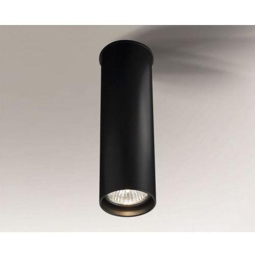 Arida tuba 1110/gu10/cz 20/6cm czarny marki Shilo