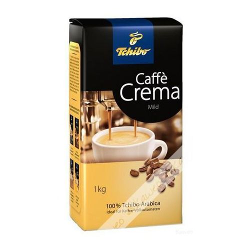 Kawa caffe crema ziarnista /1kg 1kg - produkt z kategorii- Kawa