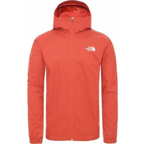 The north face kurtka męska quest jacket sunbaked (t0a8azpmx) xl red