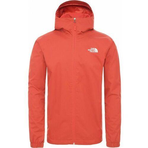 The North Face kurtka męska Quest Jacket Sunbaked (T0A8AZPMX) XXL Red