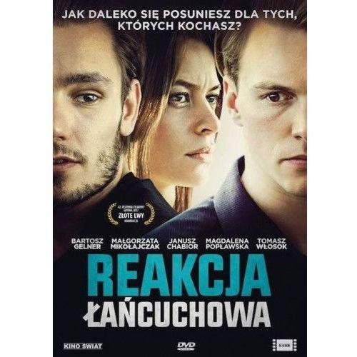 Reakcja łańcuchowa (Płyta DVD), 91386704433DV (9330789)