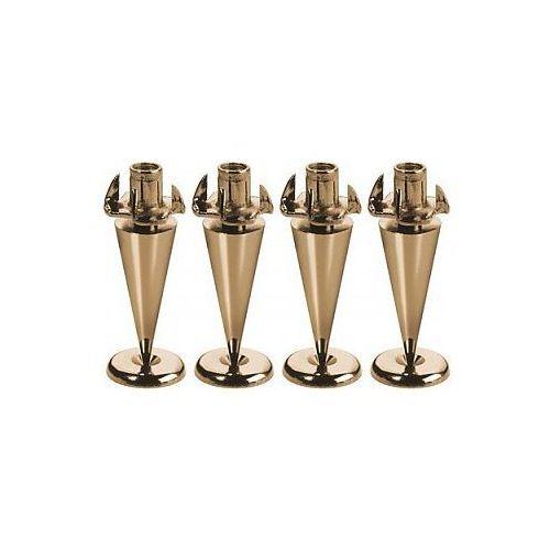 sps-35/go, zestawy kolców głośnikowych (4 szt.) marki Monacor