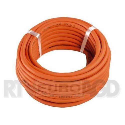 Kabel sieciowy HAMA Cat7 10m Pomarańczowy 20097, 454388