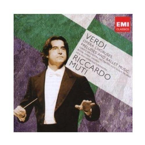 Opera Choruses, Overtures & Ballet Music - Warner Music Poland