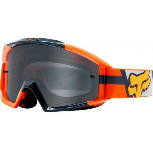 Fox_2018 Gogle fox main sayak orange - szyba grey (1 szyba w zestawie)