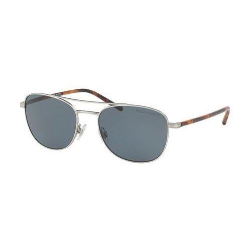 Polo ralph lauren Okulary słoneczne ph3107 polarized 932681