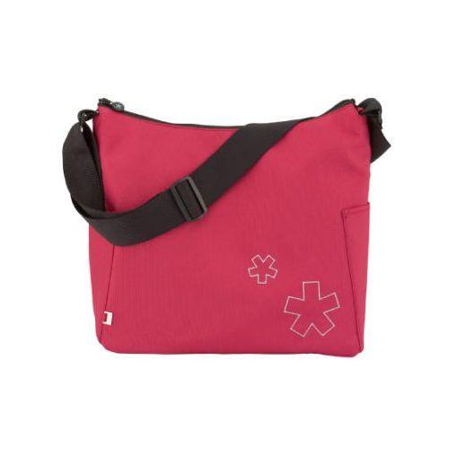 Kiddy torba na akcesoria do przewijania babybag cranberry (4009749330580)