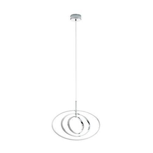 Lampa wisząca pausia 97435 oprawa sufitowa 1x5+6+7w led chrom marki Eglo