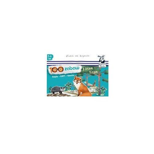 Edgard Kapitan nauka 100 zabaw z lisem fisem (5-6 lat)