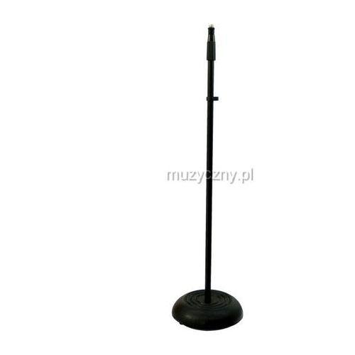 Omnitronic  m85-157 statyw mikrofonowy prosty 85-157 cm, prosty