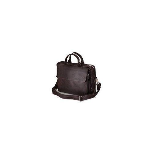 Skórzana męska torba, na laptop  rothen sl30 marki Solier