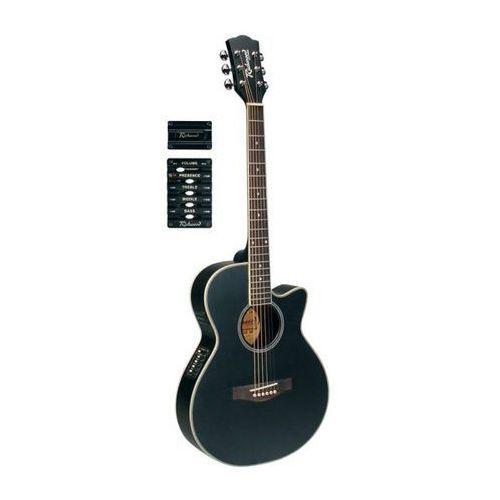 Richwood rg-16-cebk gitara elektro-akustyczna