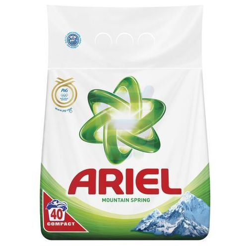 Procter & gamble Proszek do prania ariel mountain spring 3 kg