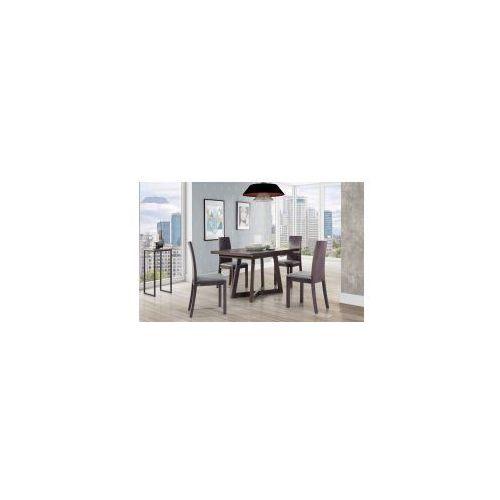 Nova meble Stół rozkładany brish wood 85x140/190