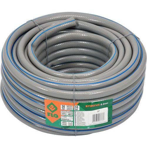Wąż ogrodniczy ogrodowy strong line 3/4cal. 50m o zwiększonej wytrzymałości / 89295 / - zyskaj rabat 30 zł marki Flo