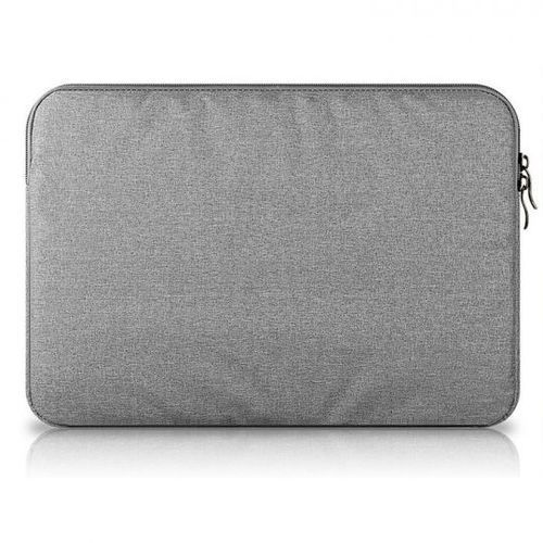 Pokrowiec sleeve apple macbook air / pro 15 jasnoszary - jasnoszary marki Tech-protect