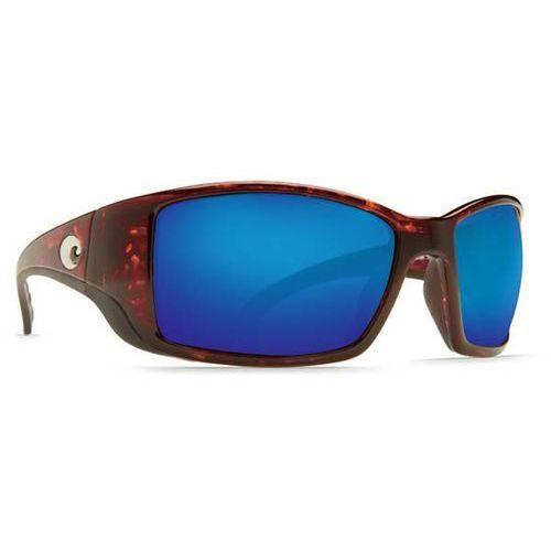Costa del mar Okulary słoneczne blackfin polarized bl 10gf obmglp