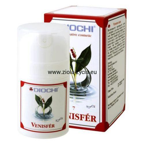 Diochi Venisfer krem 50 ml - Regenerujący i relaksujący krem do masażu, 23108439