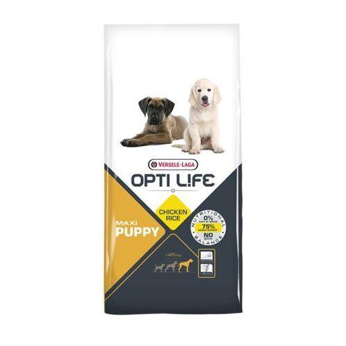 opti life puppy maxi 2x12,5kg marki Versele laga