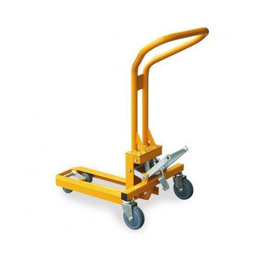 B2b partner Mechaniczny wózek paletowy, nosność 200 kg
