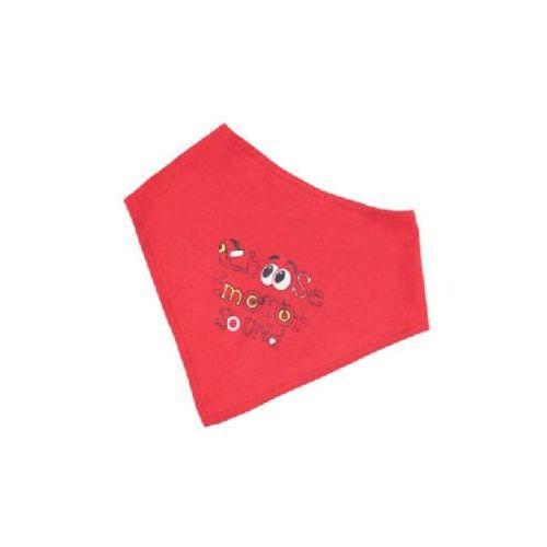 KANZ Boys Chustka na szyję chinese red (4046178234614)