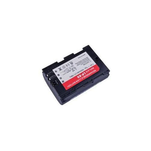 Baterie do kamer wideo / fotoaparatów dla canon lp-e6 li-ion 7,2v 1620mah (dica-lpe6-855n2) marki Avacom