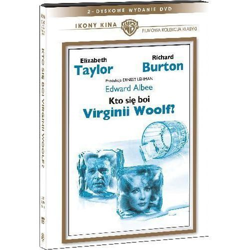 Galapagos Kto się boi virginii woolf? (ikony kina) (2 dvd)